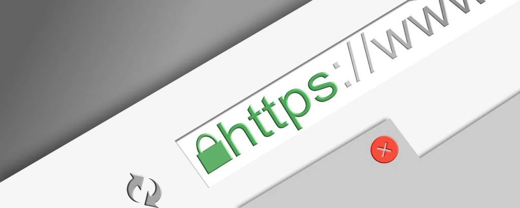 Make Sure the Website Is Secure